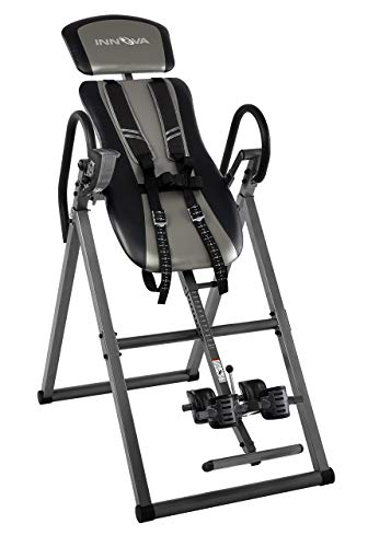 Innova ITX9800 Inversion Therapy Table with Ankle Relief and Safety Features (Renewed)