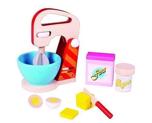 toy mixer wood - 6