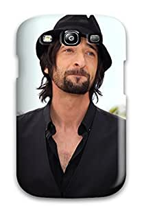 Hot Adrien Brody First Grade Tpu Phone Case For Galaxy S3 Case Cover