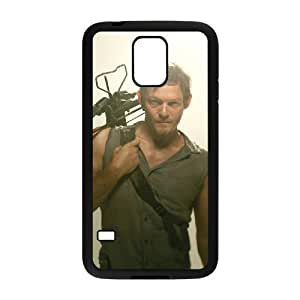 The Walking Dead Brand New Cover Case for SamSung Galaxy S5 I9600,diy case cover ygtg321246 Kimberly Kurzendoerfer