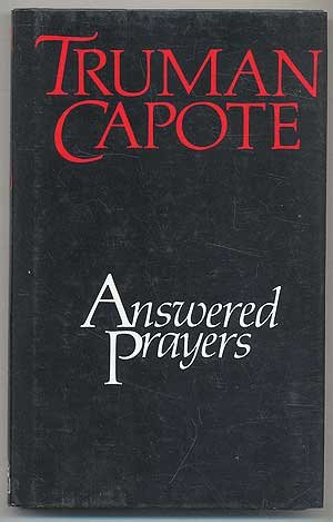 book cover of Answered Prayers