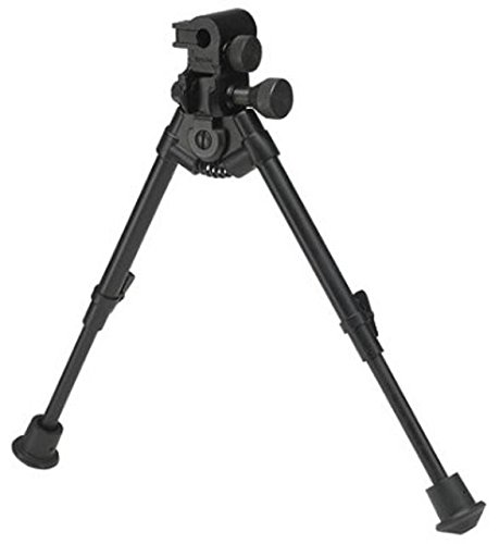 (Versa Pod 150-052 Model 52 Bipod 50 Series Gun Rest with Pan Tilt & Lock Controls 9 to 12 with Rubber Feet.)