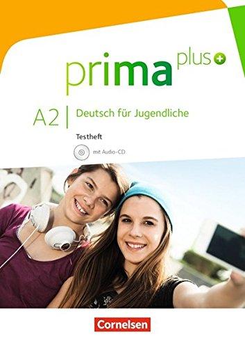 Prima Plus: Testheft Mit Audio CD A2 pdf epub