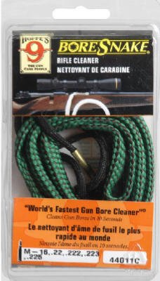 Review Of Maurice Sporting Goods 24011 Bore Snake Rifle Cleaner, M16 - .22-Caliber