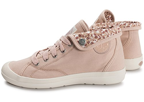 Palladium Aventure Rose Dust/Marsh/Tulip 74687G96, Botas Rose