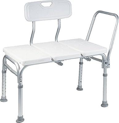 Amazon Com Zchsbh06 Transfer Shower Bench Health Personal Care