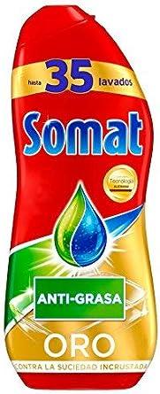 Somat Oro Gel Antigrasa 35 Dosis Amazon Es Alimentacion Y