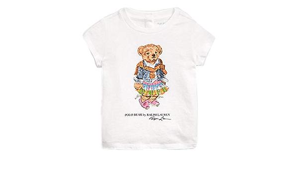 Polo Ralph Lauren - Camiseta 313790408003 - Camiseta NIÑA (S ...
