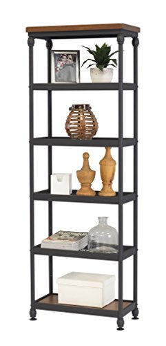 - Martin Furniture IMAI2468 Bookcase, Brown