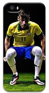 Gators Florida USA? BRAZIL NEYMAR FIFA World Cup 2014 Design 4 Hard Case Cover for iPhone 5/ 5S