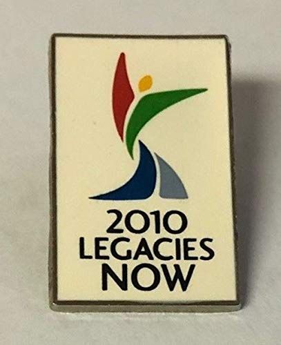 (2010 Vancouver Olympic Legacies Now Pin)
