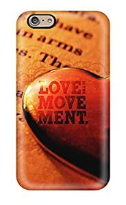 Love (33002134) Case Compatible With Iphone 6/ Hot Protection Case