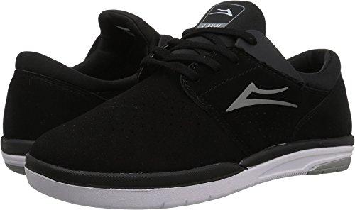 Lakai Men's Fremont Skate Shoe, Black Suede, 10 M (Suede Skateboard Shoe)