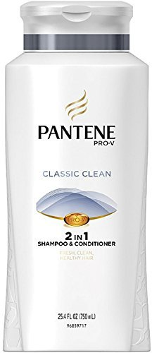 Pantene Pro-V Classic Clean 2 in 1 Shampoo & Conditioner 25.40 oz by Pantene by Pantene