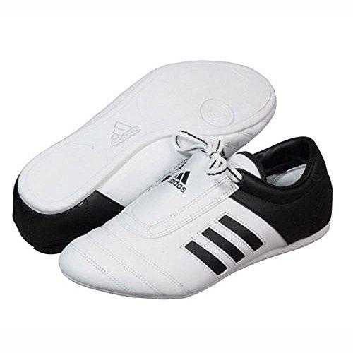 adidas I Weiß ADI Taekwondoschuh KICK BgFqwBOA