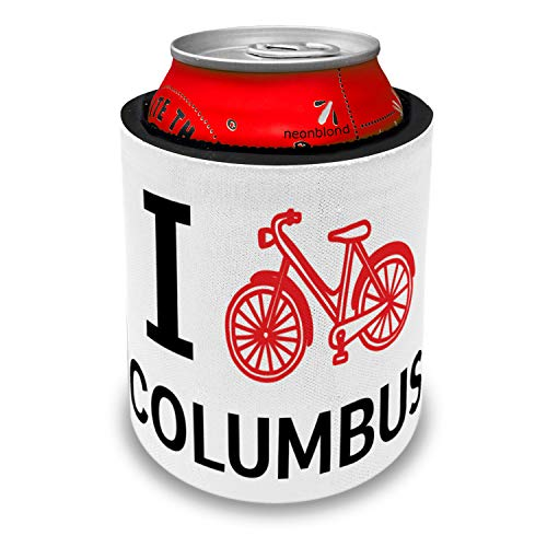 NEONBLOND I Love Cycling City Columbus Slap Can