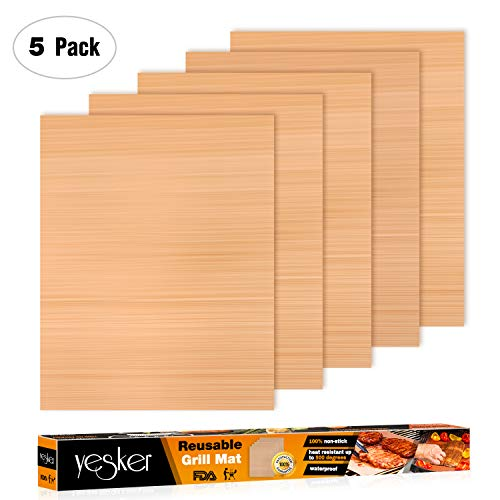 """Pack of 9 Premium 14"""" X 14"""" Non-stick Dehydrator Sheets- For Excalibur 2500, 3500, 2900 or 3900 EDTEFLONX9"""