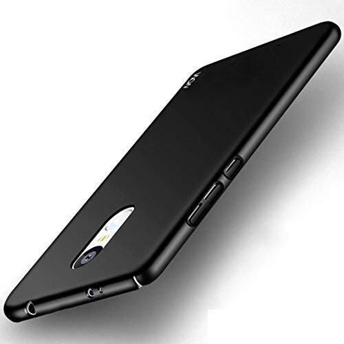 wow imagine tm  all sides protection 360 degree sleek rubberised matte hard case back cover for xiaomi mi redmi note 4   pitch black   Black