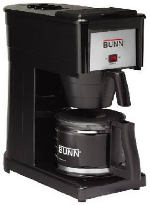 Coffee, Cocoa & Tea Equipment Bunn Commercial Coffee Maker A-10 Black Series