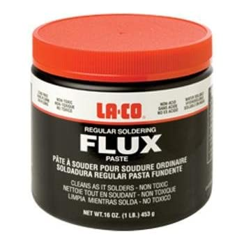 La-Co 22104 ,Regular Soldering Flux Paste (Pack of 96 pcs)