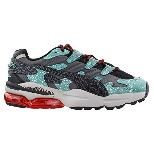 PUMA Mens Cell Alien Space Punk Casual Sneakers,