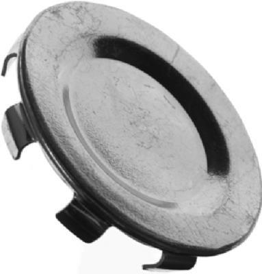 Halex/Scott Fetzer 90710 Snap In Knockout Seal Blank, Steel, 1-In. - Quantity 15