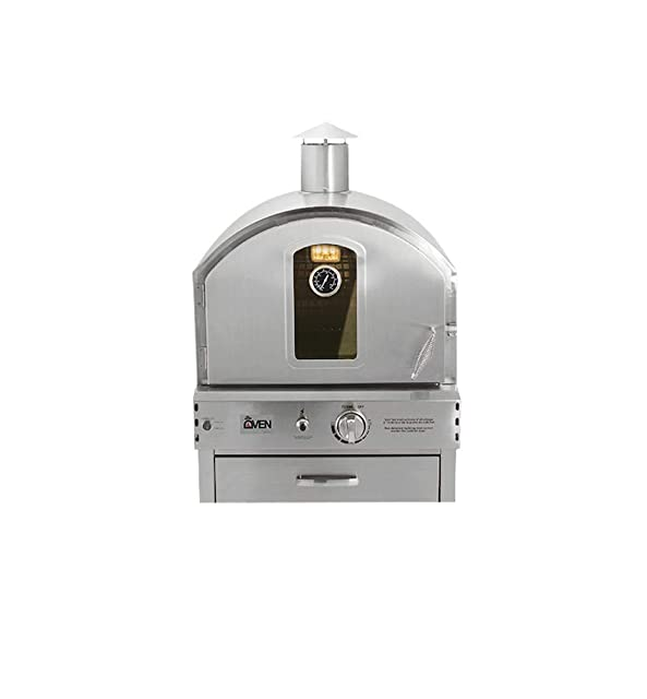 Summerset 'The Oven' Gas-Fired Outdoor