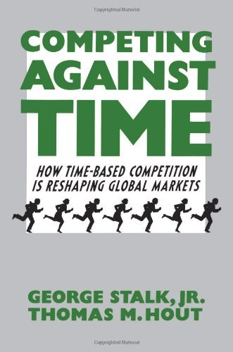 [ Competing Against Time: How Time-Based Competition Is Reshaping Global Markets [ COMPETING AGAINST TIME: HOW TIME-BASED COMPETITION IS RESHAPING GLOBAL MARKETS ] By Stalk, George, Jr. ( Author )Feb-27-2003 Paperback By Stalk, George, Jr. ( Author ) Paperback 1990 ]