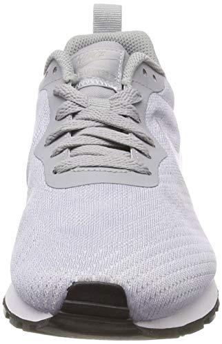Runner Mesh wolf Deporte Mujer Platinum Md Silver De Grey Multicolor 2 008 Para Eng Zapatillas pure Nike metallic H4x5PIwqx