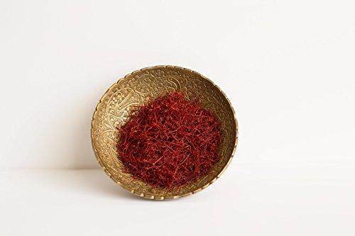Persian Saffron Threads by Slofoodgroup Premium Quality Saffron Threads, All Red Saffron Filaments (various sizes) Grade I Saffron (1 Ounce Saffron) by SLO FOOD GROUP (Image #6)