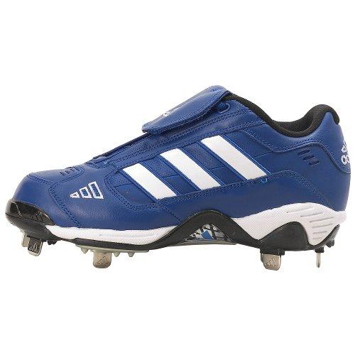 Adidas Herren Excelsior Pro Metall Low Baseball Stollen Blau