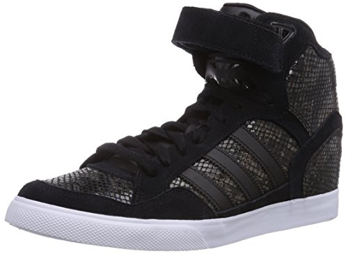 Adidas Extaball Up - Zapatos de vestir para mujer Core Black/Core Black/Ftwr White