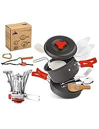 AnimaMiracle 14 15 piezas de utensilios de cocina