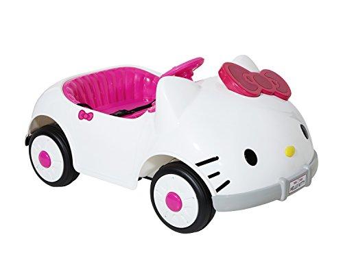 hello kitty 6 volt car - 4