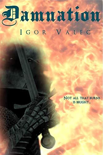 Damnation: A Grimdark Fantasy Political Drama by [Valec, Igor]