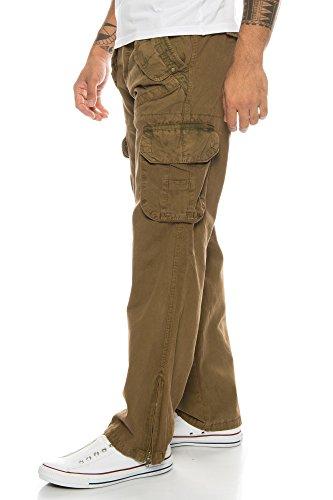 Pantalon Norway Kaki Geographical Norway Kaki Pantalon Homme Homme Geographical wqSYTY