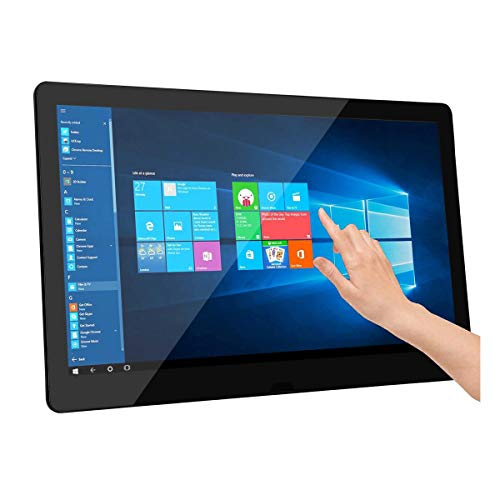 Complete Package 1 Workstation Cd - 16 Inch Multi-Touch Monitor- 2880x1620 Full HD IPS Display Ultra Thin Display USB C/HDMI/DP Vedio Input,Build-in Speaker,Support Pressure Sensitivity,12V Powered