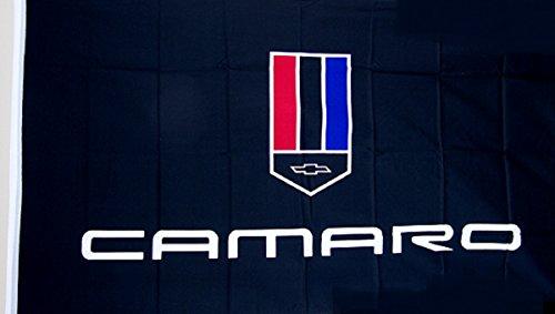 Camaro Car Flag 3' X 5' Indoor Outdoor Auto Banner