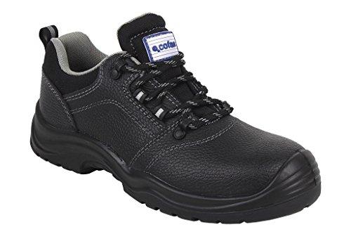 COFAN 12001102–Chaussure de sécurité S1P, t-42) couleur Noir