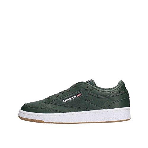 Reebok Club C 85 Estl Schuhe Chalk Green/White 46 EU