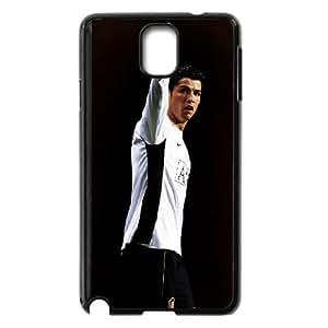 Samsung Galaxy Note 3 Cell Phone Case Black Cristiano Ronaldo sqza