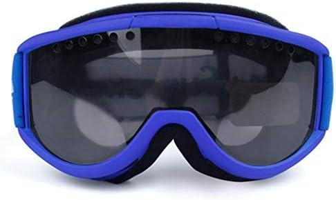 スキーゴーグル、二重防曇スキーゴーグルスキー用具アウトドア登山防風スキーメガネ