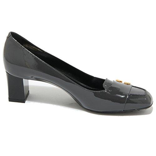 Bottoni Donna Women Shoes 0445O Gomma Grigio Tod's Scarpe Grigio Decollete wntF4Sq6