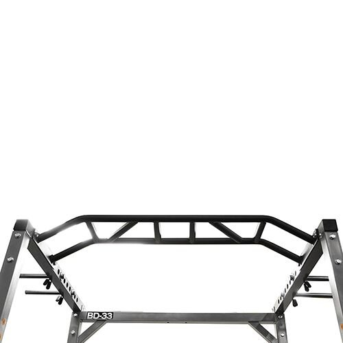 Valor Fitness BD-33 Heavy Duty Power Cage with Lat Attachment, Band Pegs and Multi-Grip Chin-Up by Ironcompany.com (Image #3)