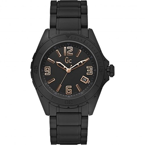 Watch Guess Collection Gc Sport Class Xl X85003g2s Men´s Black