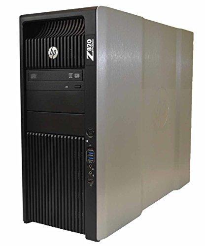 HP Z820 Workstation - 2 x E5-2643 -