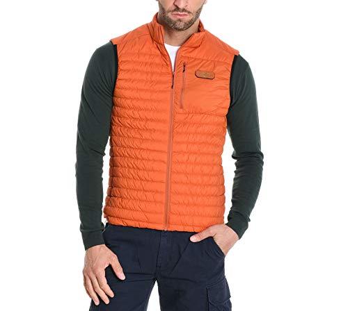 Homme Gilet Militare Polyester Ab1617ct222757341 Aeronautica Orange p6q051xyw