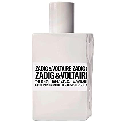 Zadig & Voltaire This is her. Parfum 50ml ISOWO SERVICES SL** 3423474891757 53608