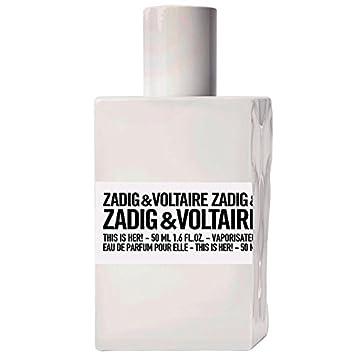 Zadig Voltaire Eau De Toilette Herren This Is Him 100 Ml Amazon