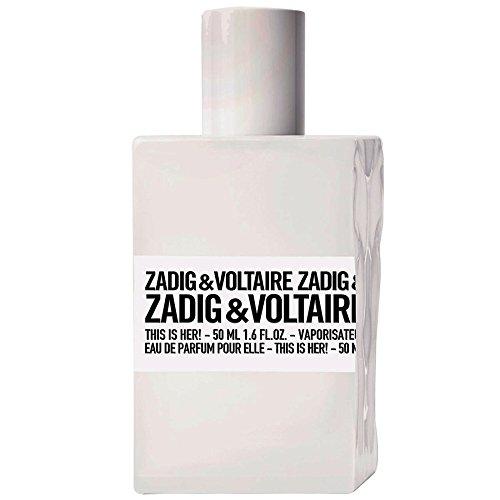 Zadig & Voltaire This is Her Eau de Parfum 1.7oz (50ml) Spray